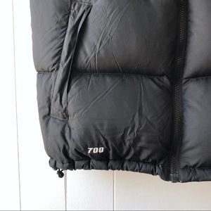 The North Face Jackets & Coats - North Face 770 Black Puffer Vest
